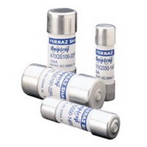 Ferraz Shawmut A70QS32-14F Amp-Trap® French Cylindrical Protection Fuse; 32 Amp, 690 Volt AC/700 Volt DC