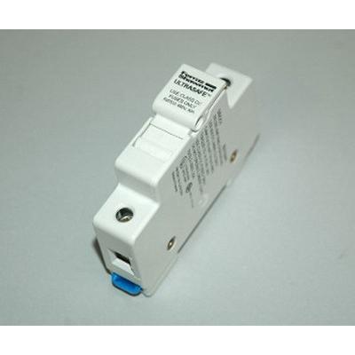 Ferraz Shawmut USCC1 Ultrasafe™ Modular Fuse Holder; 30 Amp, 600 Volt AC, DIN-Rail Mounting