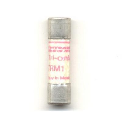 Ferraz Shawmut TRM1 Tri-OniC® Midget Time-Delay Fuse; 1 Amp, 250 Volt AC