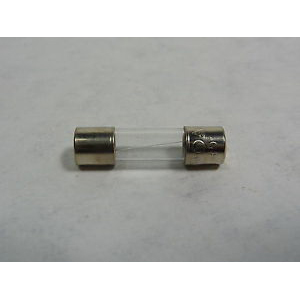Ferraz Shawmut GGM1 Small Fast-Acting Fuse; 1 Amp, 250 Volt AC