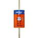 Ferraz Shawmut AJT350 SmartSpot® Class J Time-Delay Blade Fuse; 350 Amp, 600 Volt AC/500 Volt DC