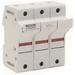 Ferraz Shawmut US3J3I Ultrasafe™ Modular Fuse Holder; 30 Amp, 600 Volt AC, DIN-Rail Mounting