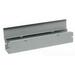 Cooper B-Line 8872-HS-NK Wireway; 72 Inch x 8 Inch x 8 Inch, 14 Gauge Steel, ANSI 61 Gray