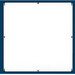 Cooper B-Line 3624P Premier™ Panel; 12 Gauge Steel, White, Enclosure Mount, For Premier Series Enclosure