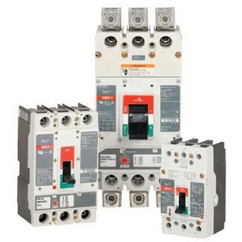 Eaton / Cutler Hammer EGE3080FFG G-Series Molded Case Circuit Breaker; 600Y/347 Volt, 80 Amp, 3-Pole, Panel Mount