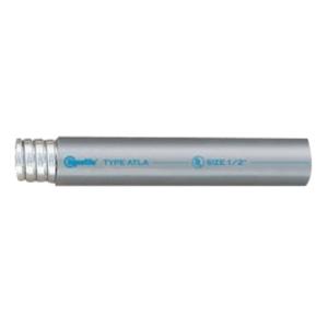 Electri-Flex 80232 Liquatite Liquidtight Flexible Steel Conduit 1 Inch  100 ft Length  Steel Strip  PVC Jacket  Hot-Dip Galvanized