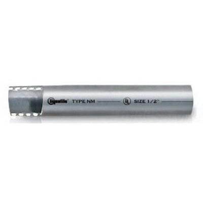 Electri-Flex NM11-GRY-1/2-100FT Liquatite® Liquidtight Non-Metallic Flexible Conduit; 1/2 Inch, 100 ft Length, PVC