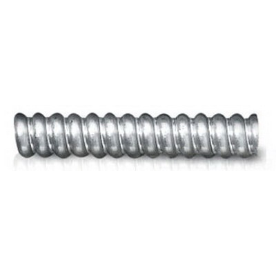 Electri-Flex ABR14-1-1/4-50FT Liquatite® Flexible Metal Conduit; 1-1/4 Inch, 50 ft Length, Aluminum Alloy Strip
