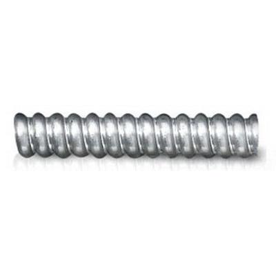 Electri-Flex 69472 Liquatite® Flexible Metal Conduit; 2-1/2 Inch, 25 ft Length, Aluminum Alloy Strip