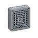 Federal Signal 350-120-30 Vibratone® Model 350 Vibrating Horn; 120 Volt AC At 50/60 Hz, 0.18 Amp, Surface Mount, 100 DB At 10 ft