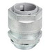 O-Z/Gedney SR-75-750 Grip-Tite® Strain Relief Connector; 3/4 Inch NPT, 0.625 - 0.750 Inch, Malleable Iron