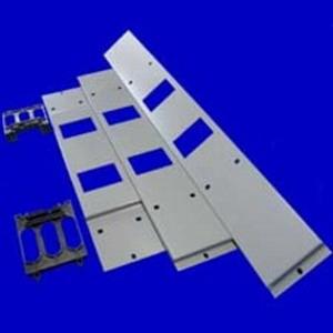 GE Distribution AFP3EYD Spectra™ Dual Mounted TEY Filler Plate Kit; 100 Amp, 44 Inch Width