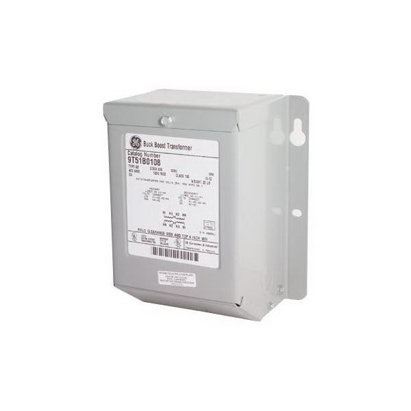 GE Transformer 9T51B0152 Encapsulated Dry Type Transformer; 139 Volt Primary, 120 Volt Secondary, 5 KVA, 1-Phase