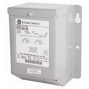 GE Transformer 9T83B3873 Dry Type Transformer; 480 Volt Primary, 208Y/120 Volt Secondary, 45 KVA, 3-Phase