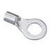 Ideal 83-0221 Non-Insulated Ring Terminal; 6 Inch Stud, 16-14 AWG