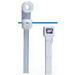 Ideal B-11-50-0-C Standard Cable Tie; Bundle Dia, 11 Inch Length, 50 lb Tensile Strength, UV Black, 100/Pack