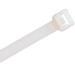 Ideal IT2LH-C0 Powr-Tie™ 4LH Series Light Heavy-Duty Cable Tie; 3/16 - 4-1/16 Inch Bundle Dia, 15.100 Inch Length, 120 lb Tensile Strength, Nylon 6/6, UV Black, 100/Pack