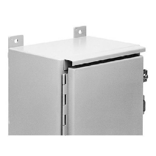 Hoffman ADK20A Drip Shield Kit; Steel, Fits 20 Inch Width Enclosure