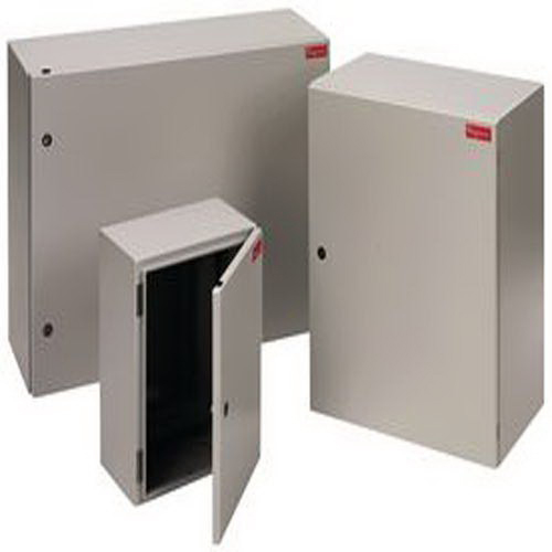 Hoffman Pentair G400400225G Fusion G7 Solid Single Door Quarter-Turn Latch Style Equipment Protection Enclosure 18 Gauge Steel- RAL 7035 Light Gray- Wall Mount-