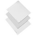 Hoffman A18P16 Panel; 14 Gauge Steel, White, For Junction Boxes, 12 and 13 Enclosures