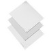 Hoffman A6P6 Panel; 14 Gauge Steel, White, For Junction Box/Enclosure