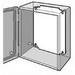 Hoffman LP2360 Inline™ Landscape Panel; Steel, White, For Junction Box/Enclosure