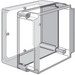 Hoffman Q1313PE Qline™ E Panel; Steel, For Q-13138ABE, Q-13138ABECC Qline NEMA 4/4X/6/12/13, IP67 Enclosure