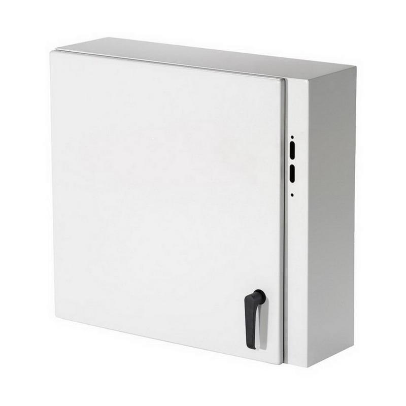 Hoffman pentair a36sa3208lppl solid single door preferred for 14 gauge steel door