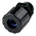 Hubbell Wiring SHC2041CR Kellems® Cordcon Cord Connector; 1 Inch MNPT, 0.630 - 0.750 Inch, Nylon