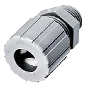Hubbell Wiring SHC1012CR Kellems Cordcon Cord Connector 3/8 Inch MNPT  0.380 – 0.440 Inch  Nylon