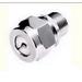 Hubbell Wiring SHC1028ZP Kellems® Cordcon Cord Connector; 1/2 Inch MNPT, 0.750 - 0.880 Inch, Steel