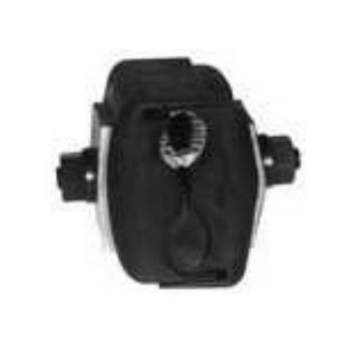Ilsco IPC-500-500 Multi-Cable Piercing Connector; 500-300 KCMIL, Black