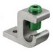 Ilsco GBL-250 Lay-In Grounding Lug; 250 KCMIL - 6 AWG, 6061-T6 Aluminum Alloy, Stainless Steel Screw