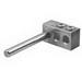 Ilsco PTT-2L-250-Z Multi Tap Adaptor Lug; 250 KCMIL-10 AWG, 2 Ports, 2000 Volt (UL Listed), 6061-T6 Aluminum