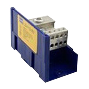 Ilsco LDA-112-350 Snapbloc® Dual Rated Power Distribution Snap Block; 600 Volt, 310 Amp