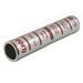Ilsco CTL-2/0 Long Barrel Compression Sleeve; 2/0 AWG, Black