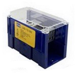 Ilsco LDB-26-350 Snapbloc® Dual Rated Power Distribution Snap Block; 600 Volt, 620 Amp