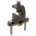 Ilsco BGC-4/0P-DB Grounding Clamp; 1/2, 5/8, 3/4, 7/8, 1 Inch Rod, 1/2 - 1 Inch Pipe, 3/8, 1/2, 5/8, 3/4, 7/8, 1 Inch Rebar, Bronze Alloy