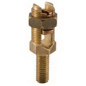 Ilsco SPSS-8 Service Post Connector; 4/0-1 AWG, 5/8-11 x 1 Inch
