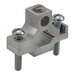 Ilsco AGC-1 Dual Rated Grounding Clamp; 1/2 - 1 Inch Pipe, 1/2 Inch, 5/8 Inch, 3/4 Inch Rebar, 6061-T6 Aluminum Alloy