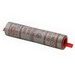 Ilsco AS-250 Dual Rated Standard Barrel Compression Sleeve; 250 KCMIL Aluminum/Copper, Red