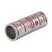 Ilsco CT-4 Short Barrel Compression Sleeve; 4 AWG, Gray