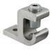 Ilsco GBL-250-B2 Straight Fixed Lay-In Mechanical Lug; 6 AWG - 250 KCMIL, 6061-T6 Aluminum Alloy