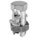 Ilsco SK-3 Split Bolt Connector; 8-2 AWG Solid, 2000 Volt, Copper Alloy