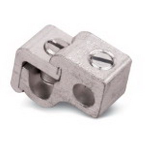 Blackburn / Elastimold GP-250WC Parallel Gutter Tap Connector With Insulating Cover; 1/0 AWG - 250 KCMIL Run, 6 AWG - 250 KCMIL Tap
