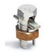 Blackburn / Elastimold 20HPS Plated Split Bolt Connectors With Spacer; 6-1/0 AWG, 6 AWG Solid-2/0 AWG Stranded, Copper Alloy