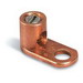 Blackburn / Elastimold L400-BB Type L Mechanical Lug Connector; 4/0 AWG Stranded - 500 KCMIL, 1 Hole Mount, Copper