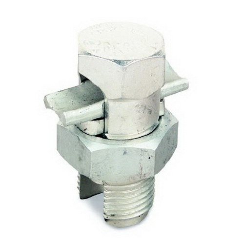 Blackburn / Elastimold APS41 Split Bolt Connector; 4/0-2 AWG Stranded, 600 Volt, Aluminum