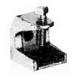 Korns KNKBC-102 Standard Beam Clamp; 1-1/2 Inch Set-Screw, Hot-Dip Galvanized, Malleable Iron