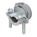 Madison L-107 Connector; 1-1/2 Inch, Screw Clamp x Threaded, Zinc Die-Cast